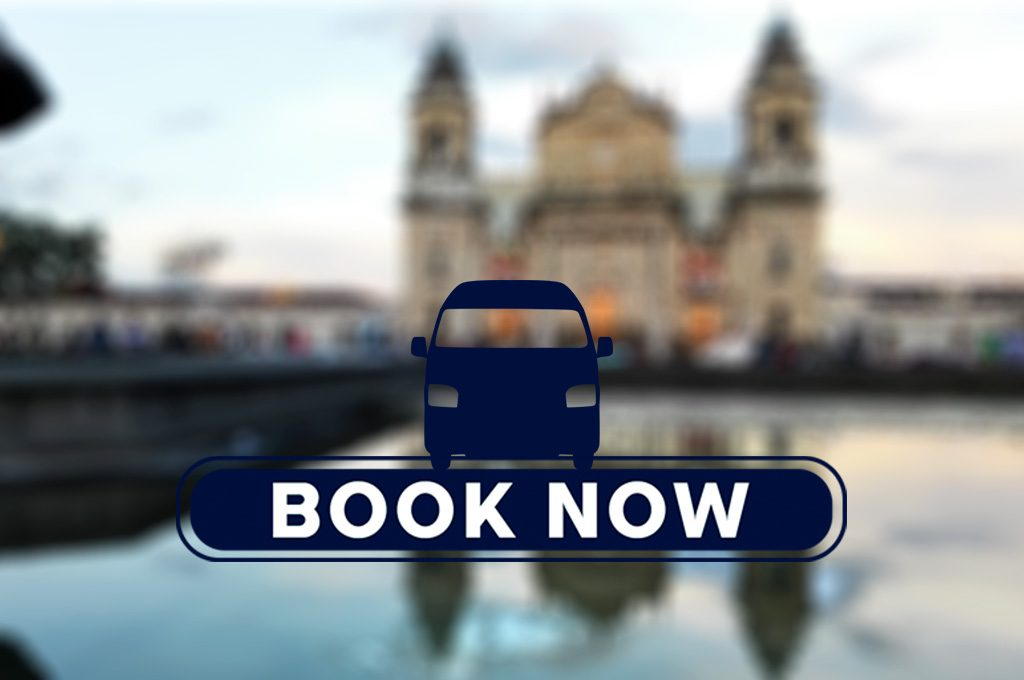 Shuttle Flores to Guatemala City