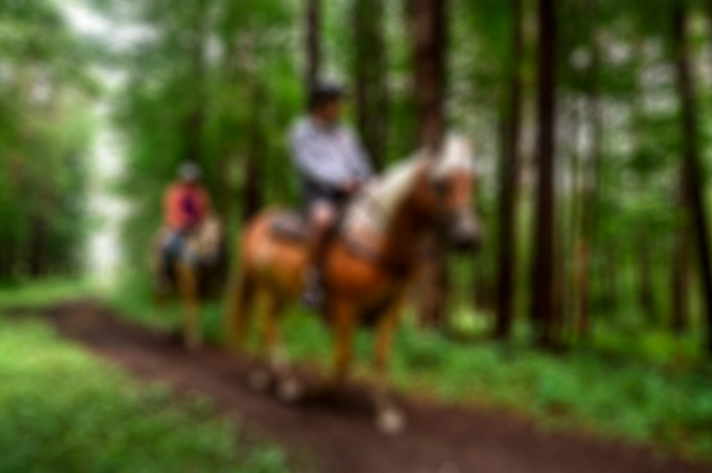 Horseback riding near Quetzaltenango