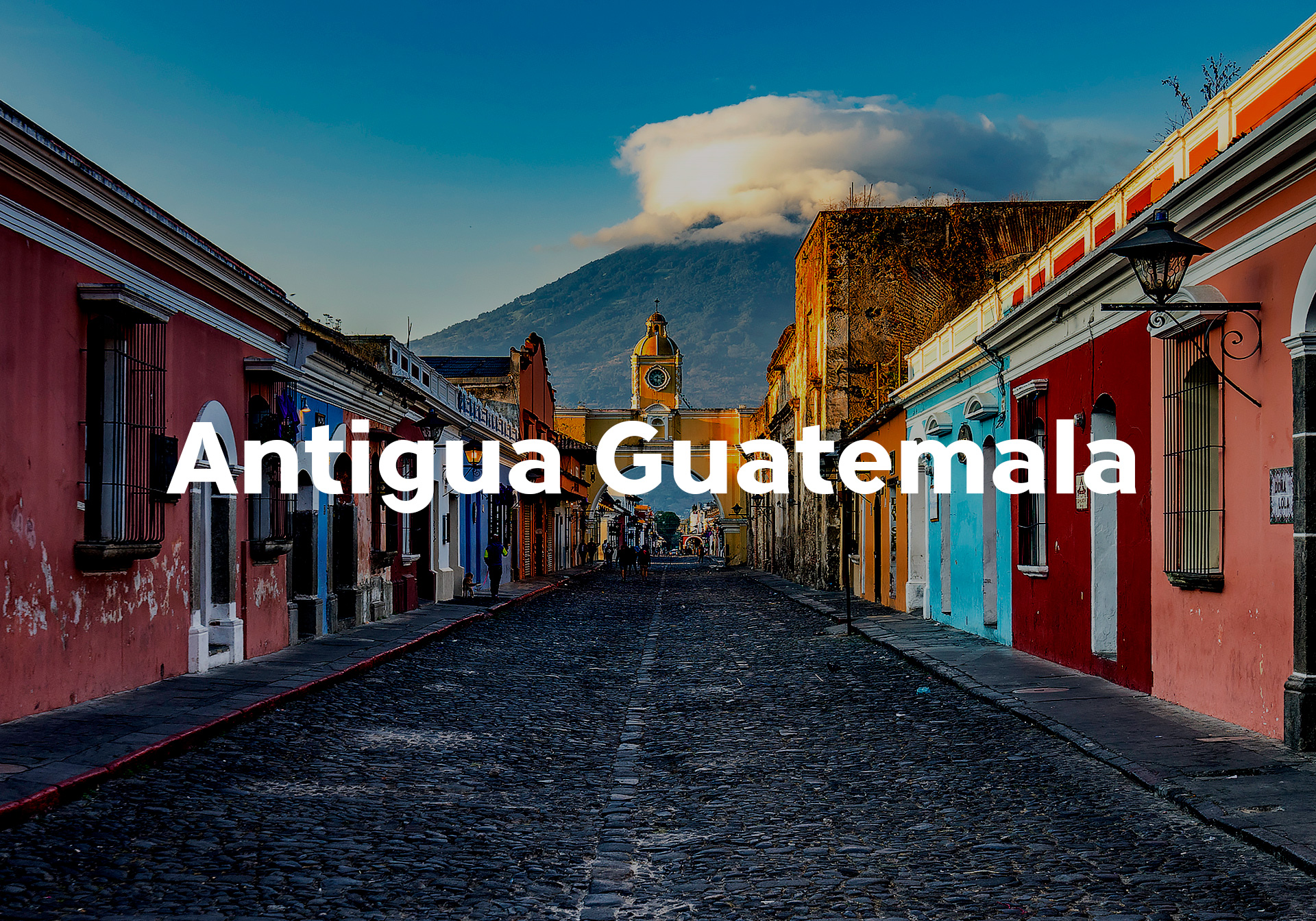 Coffee And Cars >> Antigua Guatemala – Adrenalina Tours